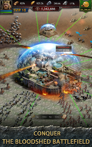 Clash of Kings : Newly Presented Knight System  screenshots 2