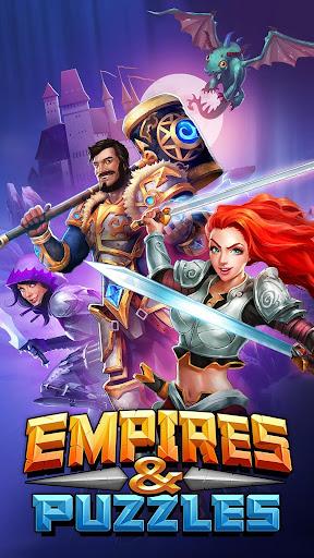 Code Triche Empires & Puzzles: Epic Match 3 (Astuce) APK MOD screenshots 5
