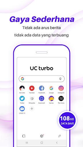UC Browser Turbo – Unduhan Video Cepat, Aman