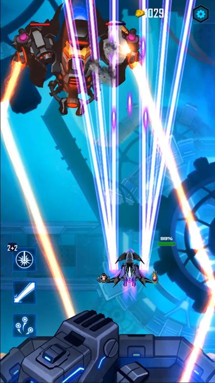 Transmute: Galaxy Battle  poster 3