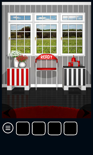 red and gray room escape screenshot 2