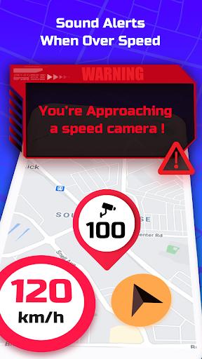 Speed Camera Radar - Police Detector & Speed Alert apktram screenshots 2