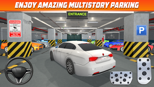 Multi Storey Car Parking Games: Car Games 2020 screenshots 1