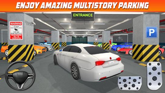 Multi Storey Car Parking Games: Car Games 2020 1