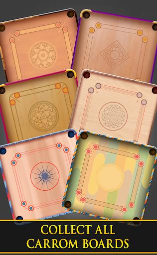 Carrom Royal - Multiplayer Carrom Board Pool Game  screenshots 6