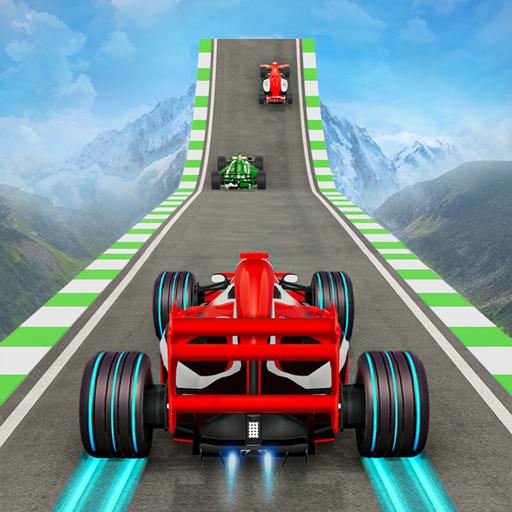Top Speed Formula Car Racing Stunt: Ramp Car Stunt