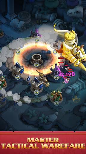 Mini War: Pocket Defense modavailable screenshots 8