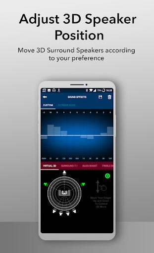 Music Player 3D Surround 7.1 (FREE)  Screenshots 3