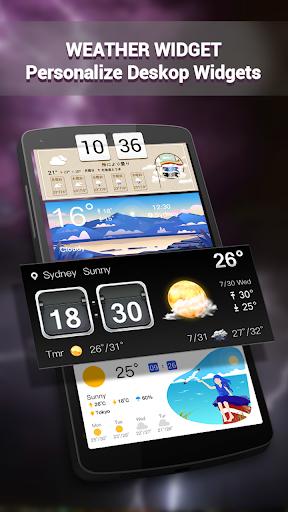 Weather Forecast - Live Weather Radar app 1.2.9 Screenshots 5