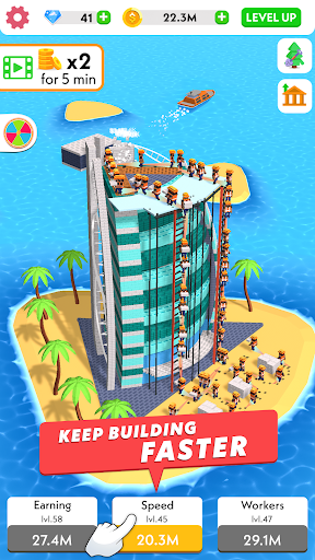 Idle Construction 3D screenshots 2