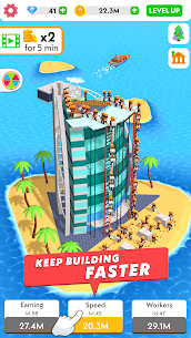 Idle Construction 3D (MOD, Unlimited Money) 2