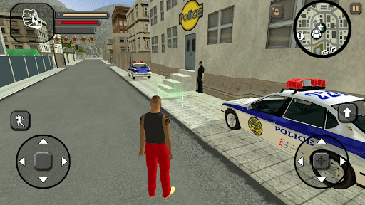 Mafia Crime Hero Street Thug Simulator 1.9 screenshots 1