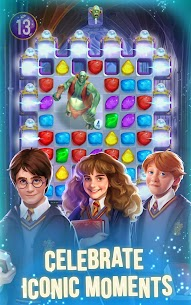 Harry Potter: Puzzles & Spells 3