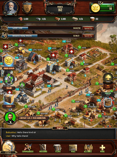 War and Peace: The #1 Civil War Strategy Game modavailable screenshots 16