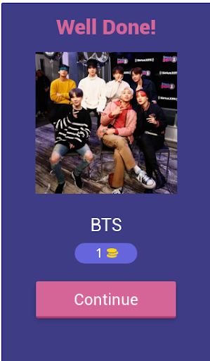 BTS ARMY - word quiz game 2020 android2mod screenshots 2