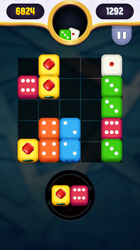 Merge Block: Dice Puzzle 1.0.2 screenshots 6