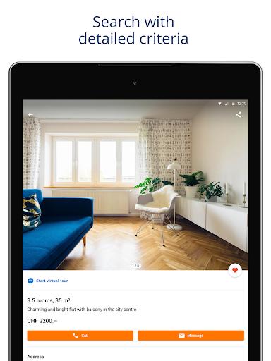 ImmoScout24 Switzerland u2013 Rent a flat, buy a house 4.10.5 Screenshots 13