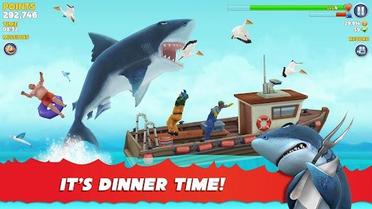 Hungry Shark Evolution MOD APK 8.7.6 [Unlimited Money/Gems] Latest Version Download 1