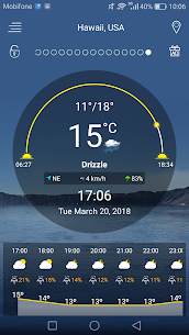 Weather forecast pro v1.63.245 [Paid] by BACHA Soft 4