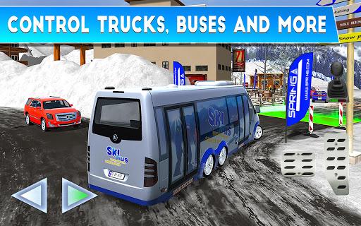 Winter Ski Park: Snow Driver 1.0.3 screenshots 10