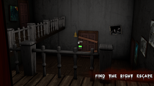 Haunted House Escape - Granny Ghost Games  screenshots 3