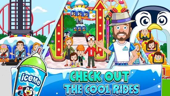 My Town: Fun Amusement Park Game for Kids - Free  Screenshots 9