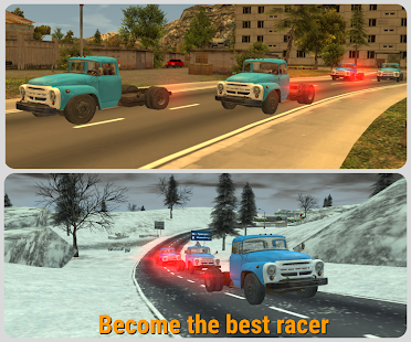 Russian Car Driver ZIL 130 1.1.5 Screenshots 24