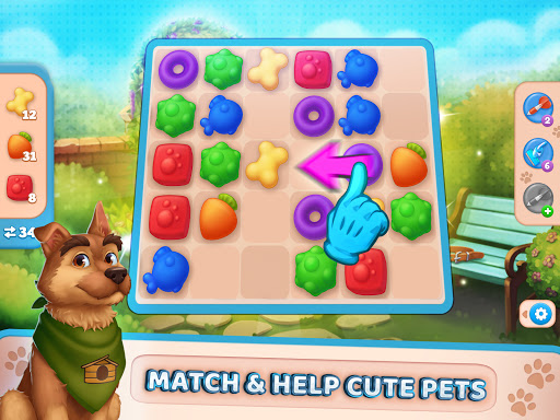 Pet Clinic - Free Puzzle Game With Cute Pets 1.0.2.70 screenshots 8