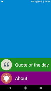 DailyQuote Screenshot
