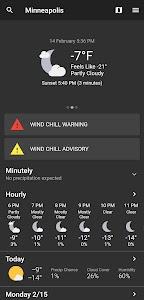 Shadow Weather: Hyperlocal forecast & radar 1.5.0