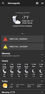 Shadow Weather: Hyperlocal forecast & radar