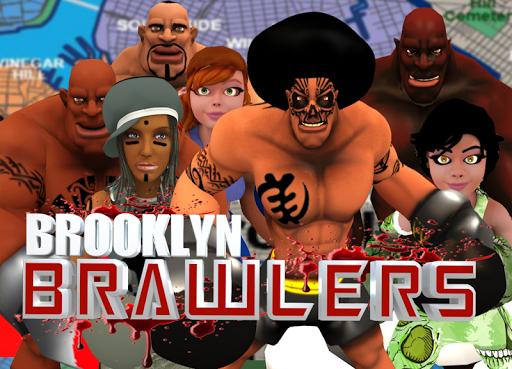 brooklyn brawlers fight game screenshot 1