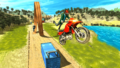 Mega Real Bike Racing Games - Free Games apkpoly screenshots 18