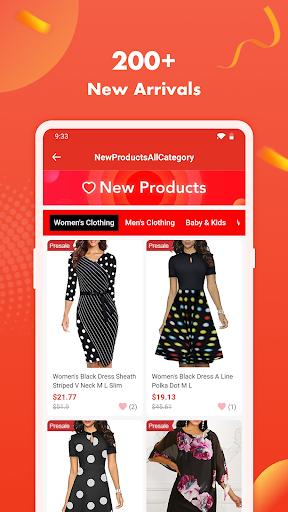LightInTheBox Online Shopping 5.4.0 Screenshots 3