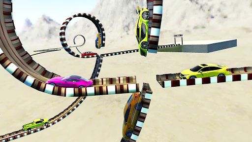 City GT Racing Car Stunts 3D Free - Top Car Racing 2.0 screenshots 6