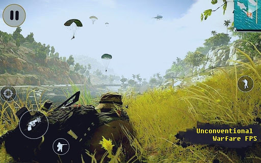 New Games 2021 Commando - Best Action Games 2021 1.0.4 screenshots 12