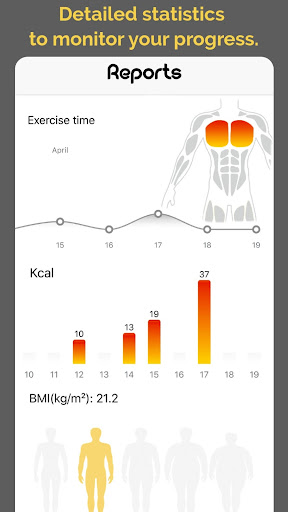 30 day challenge - CHEST workout plan 1.1.0 Screenshots 4