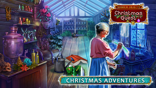 Hidden Objects: Christmas Quest screenshots 10