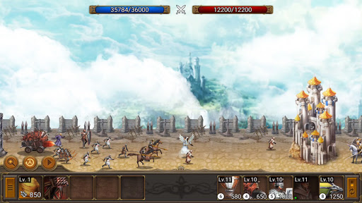 Battle Seven Kingdoms : Kingdom Wars2 android2mod screenshots 2