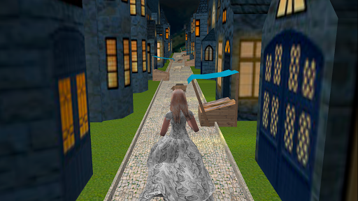 Cinderella. Free 3D Runner. 1.18 screenshots 7