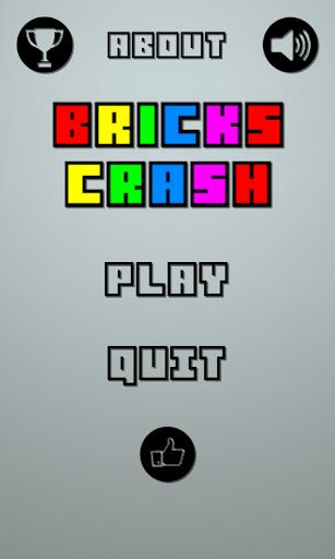bricks crash screenshot 1