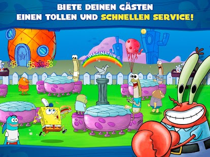 SpongeBob: Krosses Kochduell Screenshot