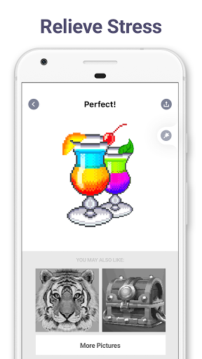 Pixel Art: Color by Number 6.1.2 screenshots 7