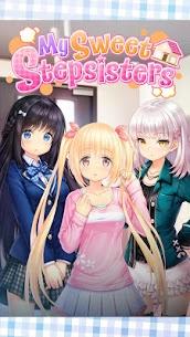 My Sweet Stepsisters : Sexy Moe Anime Dating Sim 5