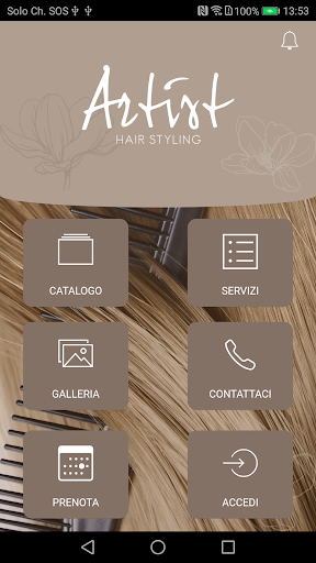 ArtistHairStyling 1.0.1 screenshots 1