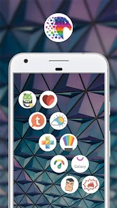 Pix Up – Round Icon Pack v3.2 [Patched] 3
