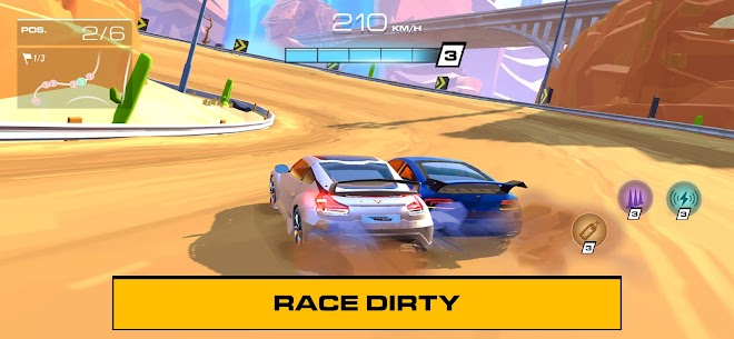 Racing Clash Club  Car Game Apk 2