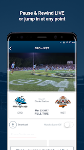 Watch NRL For Pc – Free Download On Windows 10/8/7 And Mac 2