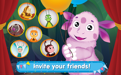 Moonzy: Carnival Games for Children and Cartoons modavailable screenshots 7