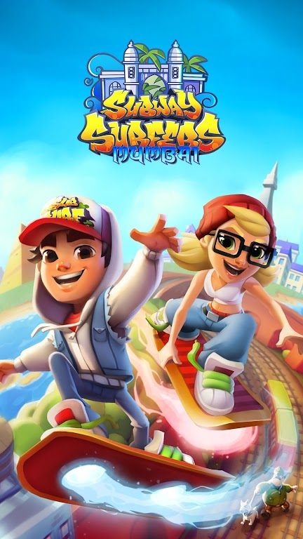 Subway Surfers poster 1